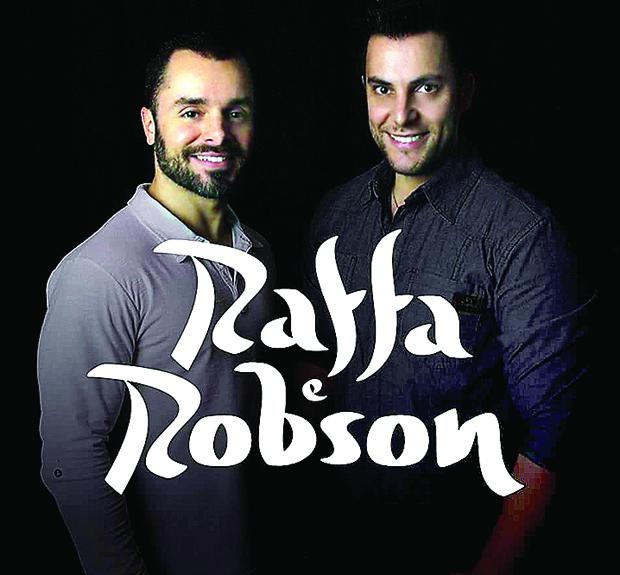 raffa e robson XXp