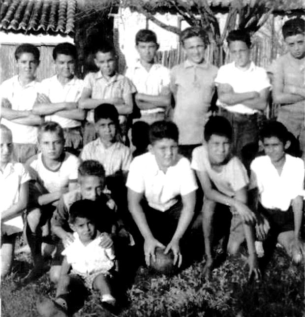 Mem Fotogr - TURMINHA 1956 sxx