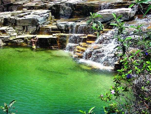 2 - cachoeira da lagoa azul XX
