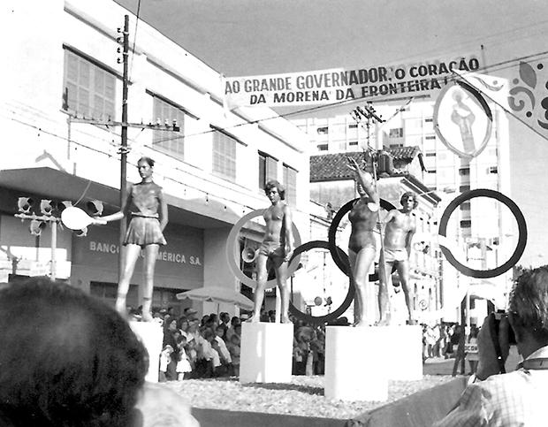 Desfile de Agosto 1972 xx